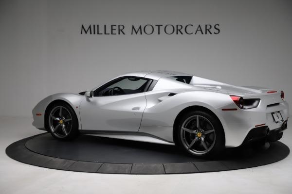 Used 2017 Ferrari 488 Spider for sale $284,900 at Bugatti of Greenwich in Greenwich CT 06830 13