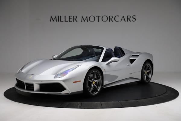 Used 2017 Ferrari 488 Spider for sale $284,900 at Bugatti of Greenwich in Greenwich CT 06830 2