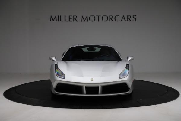 Used 2017 Ferrari 488 Spider for sale $284,900 at Bugatti of Greenwich in Greenwich CT 06830 21