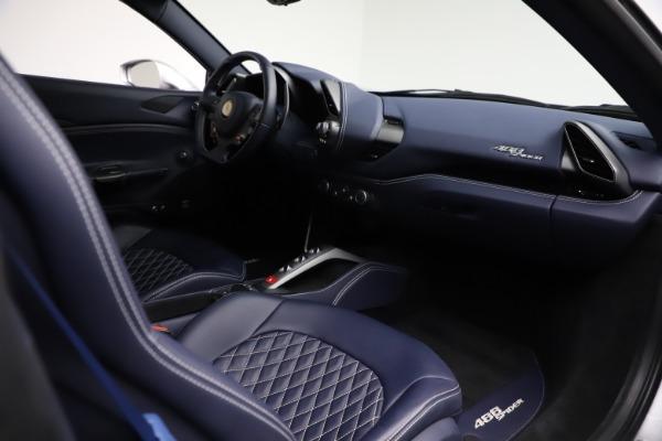 Used 2017 Ferrari 488 Spider for sale $284,900 at Bugatti of Greenwich in Greenwich CT 06830 26