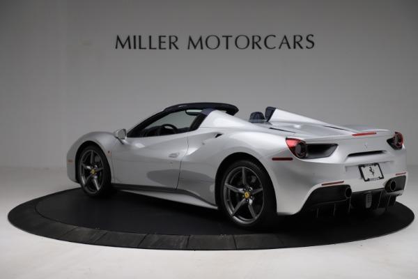 Used 2017 Ferrari 488 Spider for sale $284,900 at Bugatti of Greenwich in Greenwich CT 06830 4