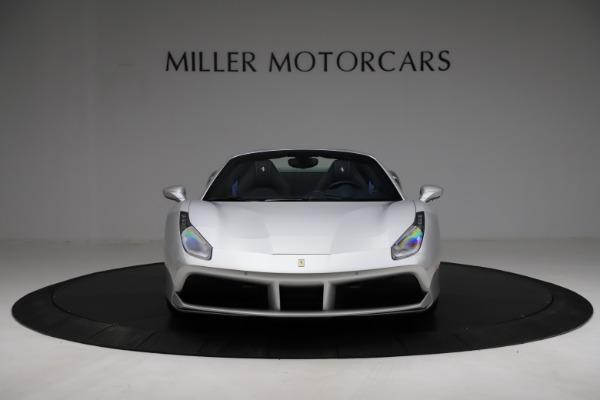 Used 2017 Ferrari 488 Spider for sale $284,900 at Bugatti of Greenwich in Greenwich CT 06830 9