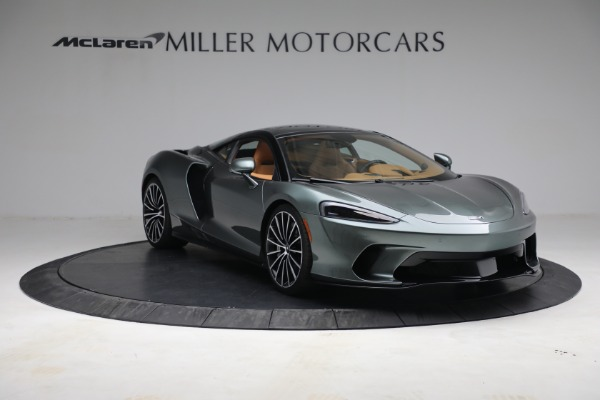 Used 2021 McLaren GT LUXE for sale Sold at Bugatti of Greenwich in Greenwich CT 06830 11