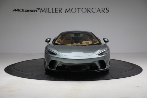 Used 2021 McLaren GT LUXE for sale Sold at Bugatti of Greenwich in Greenwich CT 06830 12