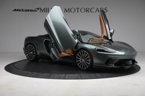 Used 2021 McLaren GT LUXE for sale Sold at Bugatti of Greenwich in Greenwich CT 06830 20
