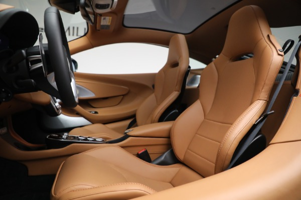 Used 2021 McLaren GT LUXE for sale Sold at Bugatti of Greenwich in Greenwich CT 06830 21