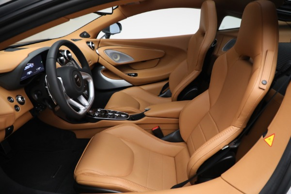 Used 2021 McLaren GT LUXE for sale Sold at Bugatti of Greenwich in Greenwich CT 06830 22