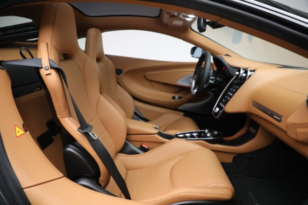 Used 2021 McLaren GT LUXE for sale Sold at Bugatti of Greenwich in Greenwich CT 06830 26