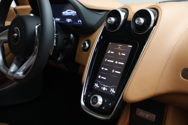 Used 2021 McLaren GT LUXE for sale Sold at Bugatti of Greenwich in Greenwich CT 06830 28