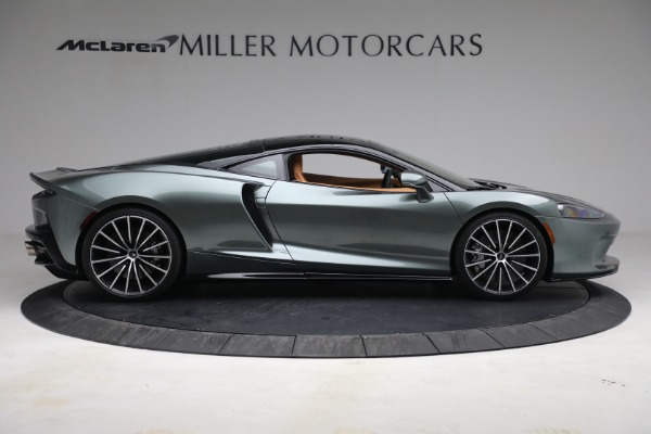 Used 2021 McLaren GT LUXE for sale Sold at Bugatti of Greenwich in Greenwich CT 06830 9