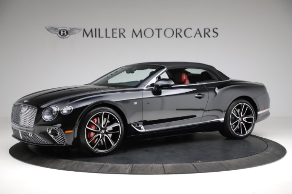 Used 2020 Bentley Continental GT First Edition for sale Call for price at Bugatti of Greenwich in Greenwich CT 06830 13