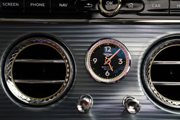 Used 2020 Bentley Continental GT First Edition for sale Call for price at Bugatti of Greenwich in Greenwich CT 06830 28