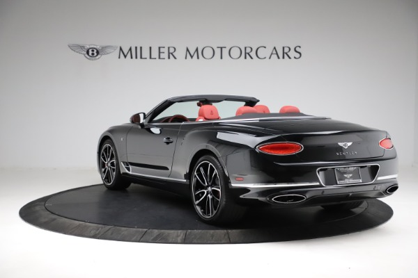 Used 2020 Bentley Continental GT First Edition for sale Call for price at Bugatti of Greenwich in Greenwich CT 06830 5