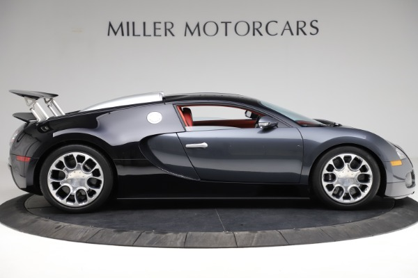 Used 2008 Bugatti Veyron 16.4 for sale Call for price at Bugatti of Greenwich in Greenwich CT 06830 11
