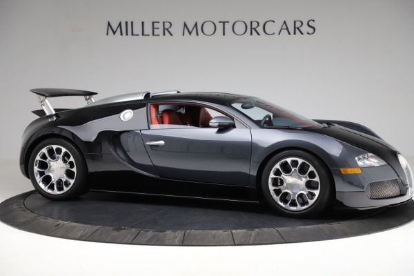 Used 2008 Bugatti Veyron 16.4 for sale Call for price at Bugatti of Greenwich in Greenwich CT 06830 12