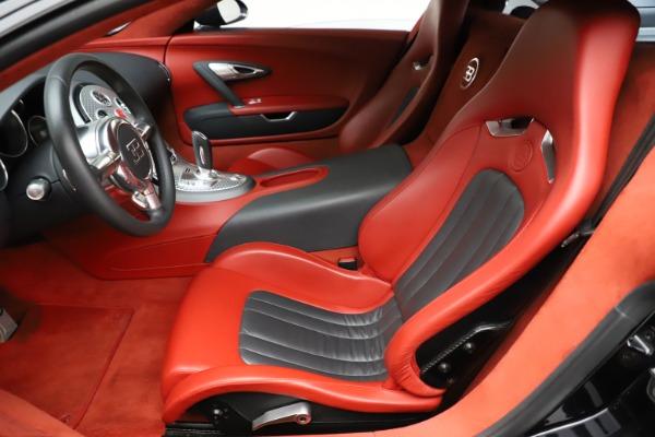 Used 2008 Bugatti Veyron 16.4 for sale Call for price at Bugatti of Greenwich in Greenwich CT 06830 17