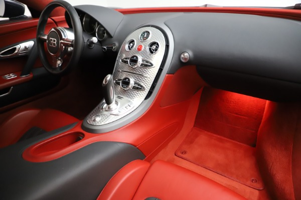 Used 2008 Bugatti Veyron 16.4 for sale Call for price at Bugatti of Greenwich in Greenwich CT 06830 25