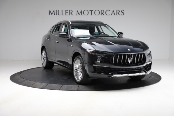 New 2021 Maserati Levante S Q4 GranLusso for sale $100,949 at Bugatti of Greenwich in Greenwich CT 06830 11