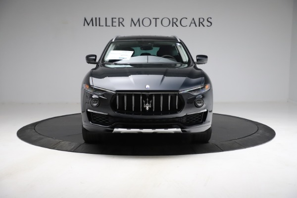 New 2021 Maserati Levante S Q4 GranLusso for sale $100,949 at Bugatti of Greenwich in Greenwich CT 06830 12