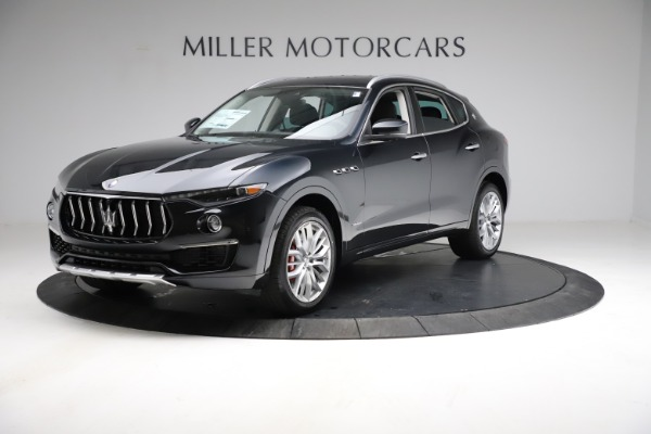 New 2021 Maserati Levante S Q4 GranLusso for sale $100,949 at Bugatti of Greenwich in Greenwich CT 06830 2
