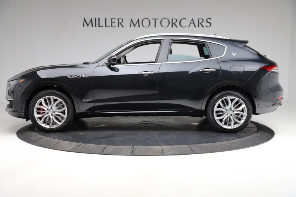 New 2021 Maserati Levante S Q4 GranLusso for sale $100,949 at Bugatti of Greenwich in Greenwich CT 06830 3