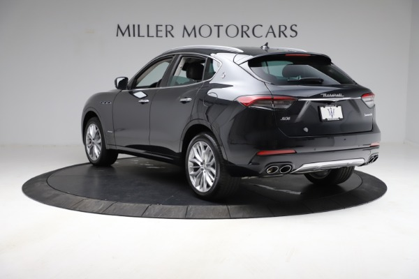 New 2021 Maserati Levante S Q4 GranLusso for sale $100,949 at Bugatti of Greenwich in Greenwich CT 06830 5