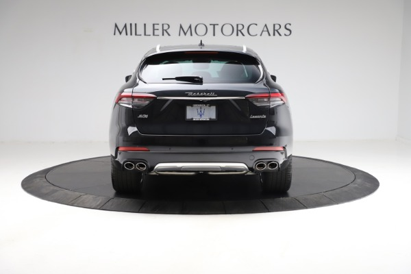 New 2021 Maserati Levante S Q4 GranLusso for sale $100,949 at Bugatti of Greenwich in Greenwich CT 06830 6