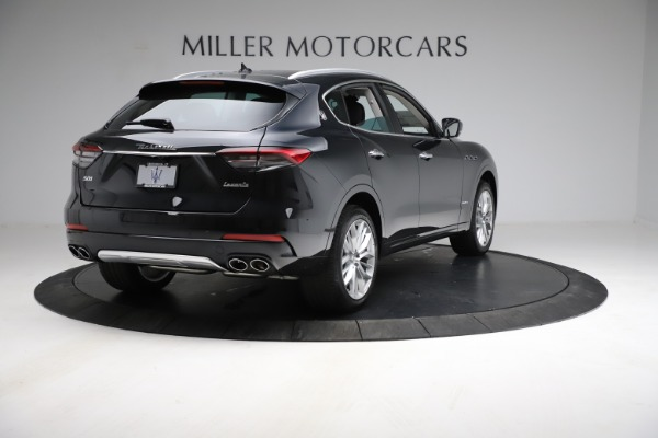New 2021 Maserati Levante S Q4 GranLusso for sale $100,949 at Bugatti of Greenwich in Greenwich CT 06830 7