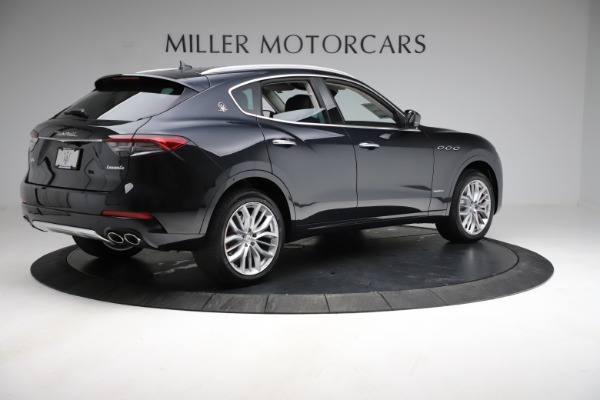 New 2021 Maserati Levante S Q4 GranLusso for sale $100,949 at Bugatti of Greenwich in Greenwich CT 06830 8