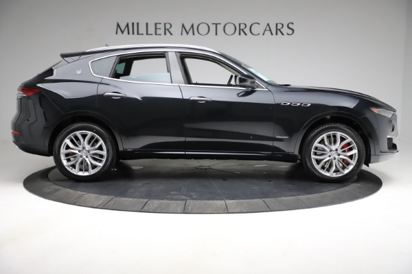 New 2021 Maserati Levante S Q4 GranLusso for sale $100,949 at Bugatti of Greenwich in Greenwich CT 06830 9