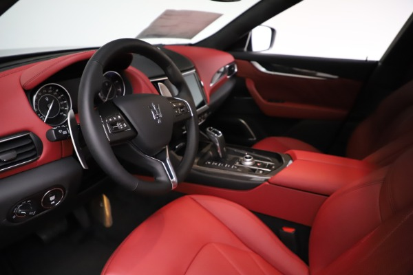 New 2021 Maserati Levante S Q4 GranLusso for sale $105,549 at Bugatti of Greenwich in Greenwich CT 06830 13