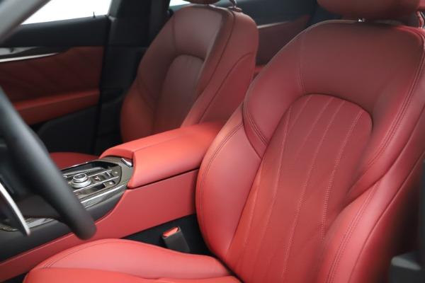 New 2021 Maserati Levante S Q4 GranLusso for sale $105,549 at Bugatti of Greenwich in Greenwich CT 06830 14