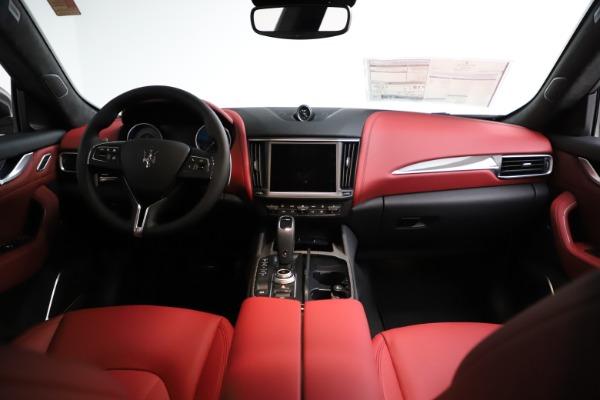 New 2021 Maserati Levante S Q4 GranLusso for sale $105,549 at Bugatti of Greenwich in Greenwich CT 06830 15