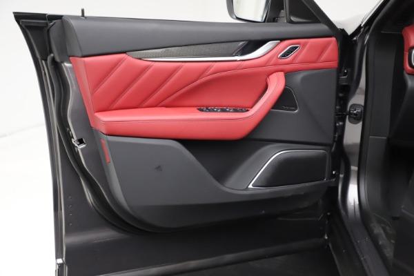 New 2021 Maserati Levante S Q4 GranLusso for sale $105,549 at Bugatti of Greenwich in Greenwich CT 06830 16