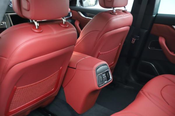 New 2021 Maserati Levante S Q4 GranLusso for sale $105,549 at Bugatti of Greenwich in Greenwich CT 06830 17