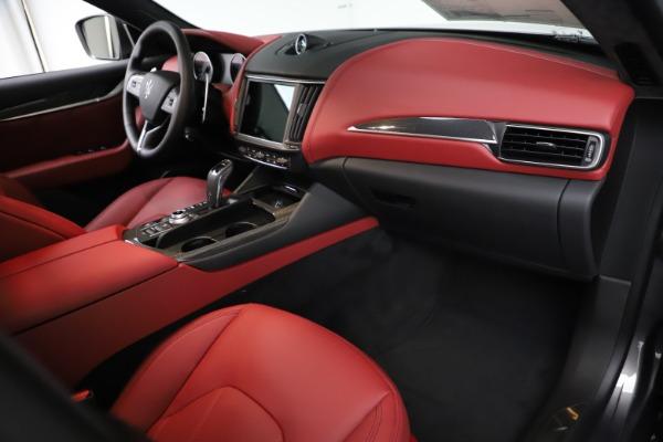 New 2021 Maserati Levante S Q4 GranLusso for sale $105,549 at Bugatti of Greenwich in Greenwich CT 06830 20