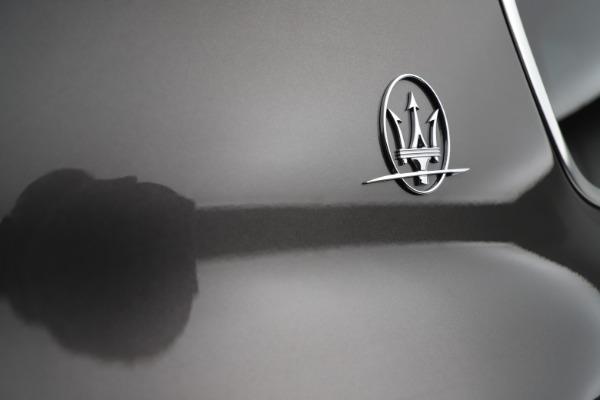 New 2021 Maserati Levante S Q4 GranLusso for sale $105,549 at Bugatti of Greenwich in Greenwich CT 06830 24