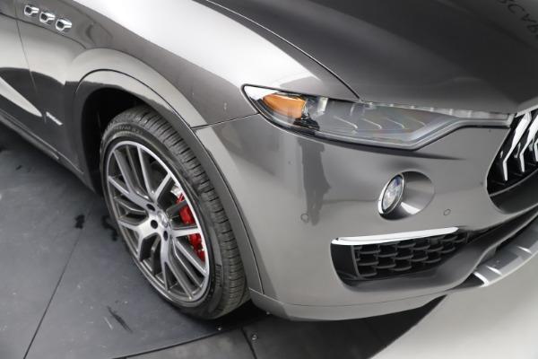 New 2021 Maserati Levante S Q4 GranLusso for sale $105,549 at Bugatti of Greenwich in Greenwich CT 06830 25
