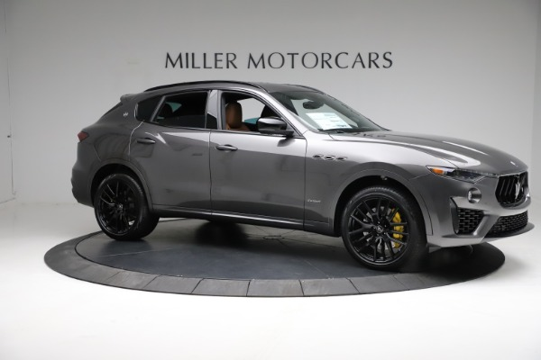 New 2021 Maserati Levante S Q4 GranSport for sale $114,485 at Bugatti of Greenwich in Greenwich CT 06830 10