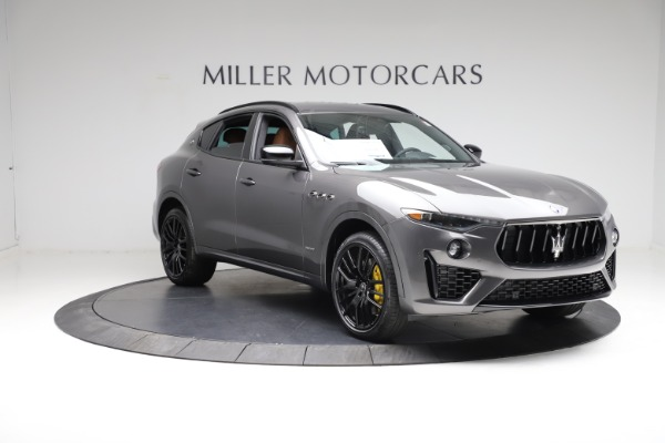 New 2021 Maserati Levante S Q4 GranSport for sale $114,485 at Bugatti of Greenwich in Greenwich CT 06830 11