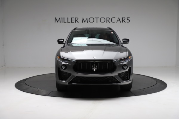 New 2021 Maserati Levante S Q4 GranSport for sale $114,485 at Bugatti of Greenwich in Greenwich CT 06830 12