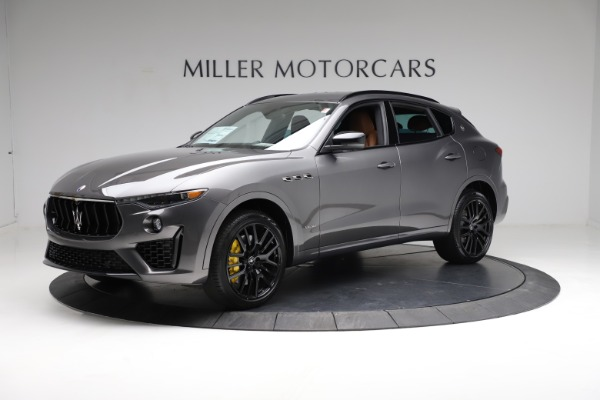 New 2021 Maserati Levante S Q4 GranSport for sale $114,485 at Bugatti of Greenwich in Greenwich CT 06830 2