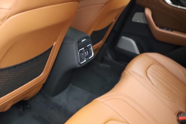 New 2021 Maserati Levante S Q4 GranSport for sale $114,485 at Bugatti of Greenwich in Greenwich CT 06830 20