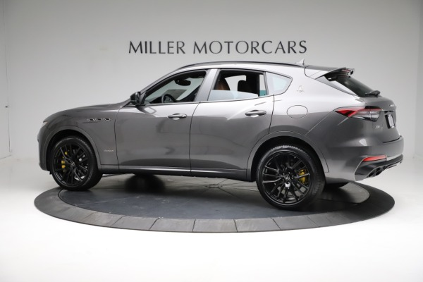 New 2021 Maserati Levante S Q4 GranSport for sale $114,485 at Bugatti of Greenwich in Greenwich CT 06830 4