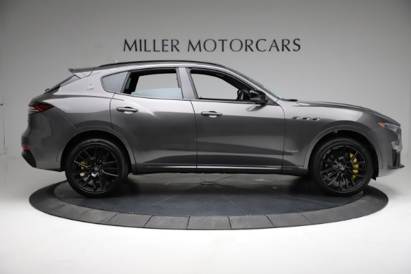 New 2021 Maserati Levante S Q4 GranSport for sale $114,485 at Bugatti of Greenwich in Greenwich CT 06830 9
