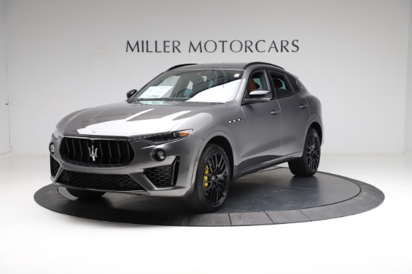 New 2021 Maserati Levante S Q4 GranSport for sale $114,485 at Bugatti of Greenwich in Greenwich CT 06830 1