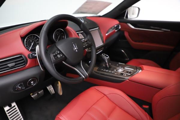 New 2021 Maserati Levante Q4 GranSport for sale $96,235 at Bugatti of Greenwich in Greenwich CT 06830 12