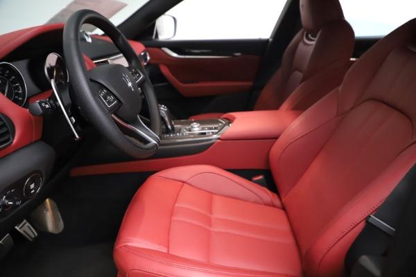 New 2021 Maserati Levante Q4 GranSport for sale $96,235 at Bugatti of Greenwich in Greenwich CT 06830 13