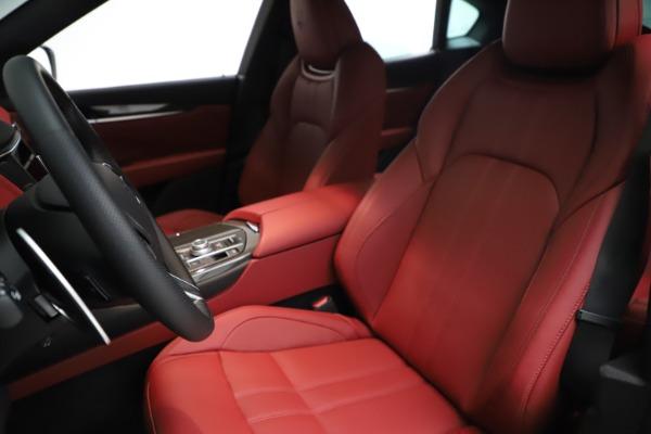 New 2021 Maserati Levante Q4 GranSport for sale $96,235 at Bugatti of Greenwich in Greenwich CT 06830 14