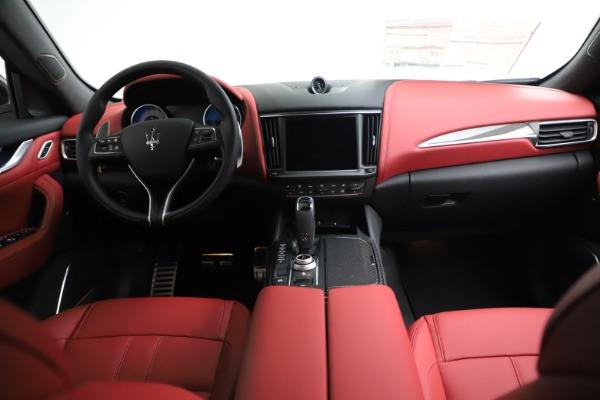 New 2021 Maserati Levante Q4 GranSport for sale $96,235 at Bugatti of Greenwich in Greenwich CT 06830 15